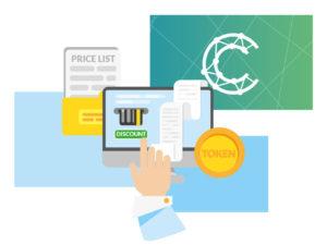 Commercio.network annuncia il nuovo listino prezzi Token