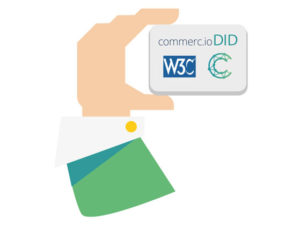 W3C has approved did:com method of Commercio.