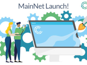 MainNet 2.1 Commercio.network: live on May 4th 2020, 3 PM CET!