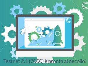 Testnet.commercio.network 2.1 (7000) parte il 16 aprile alle ore 16:30 CET!
