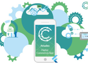 "The first version of the Commercio App ""Amadeo"" is finally here"