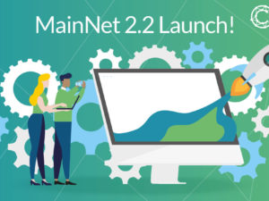 TODAY, MARCH 22, 2021 at 16:00  CET the launch of MainNet 2.2.