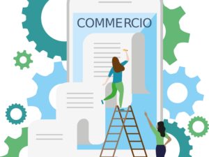 Foxsell.io the first third generation B2B E-commerce is live on the Commercio.network blockchain